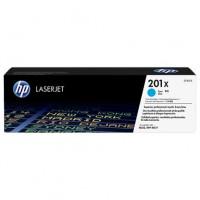 HP 201X sinine toonerikassett CF401X