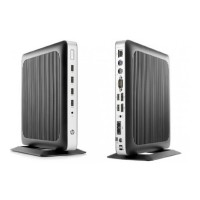 HP t630 Thin Client - 4GB, 8GB SSD, USB Mouse, HP Smart Zero Core OS, 3 years