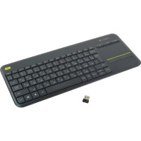 Logitech Touch Keyboard K400 Black, US