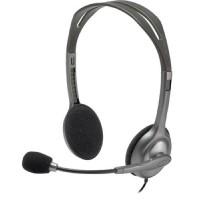 LOGITECH H111 Stereo Headset - Analog