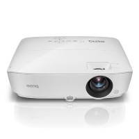 TW533 White DLP 3D Ready Zoom 1.2x WXGA 1280x800 3300 Lumens 15'000:1 VGA/2xHDMI/USB SPK 2W Lamp 203W 4500/6000 hours 2.41kg