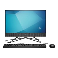 HP 200 G4 AiO - i3-10110U, 4GB, 1TB 7200RPM, 21.5 FHD Non-Touch, DVD-RW, DOS, 1 years