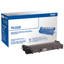 Brother TN-2320 Toner Cartridge, Black