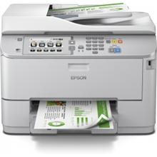 Epson WorkForce WF-5690DWF Colour, Inkjet, Printer, A4, Wi-Fi, White