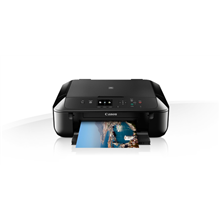 Canon PIXMA MG5750 Colour, Inkjet, Multifunction Printer, A4, Wi-Fi, Black
