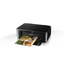 Canon PIXMA MG3650 Colour, Inkjet, Multifunction Printer, A4, Wi-Fi, Black