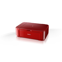 Canon PIXMA MG3650 Colour, Inkjet, Multifunction Printer, A4, Wi-Fi, Red