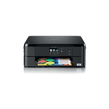 Brother DCP-J562DW Colour, Inkjet, Multifunction Printer, A4, Wi-Fi, Black