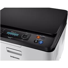 Samsung Multifunctional printer SL-C480W/SEE Colour, Laser, A4, Wi-Fi, Grey/black