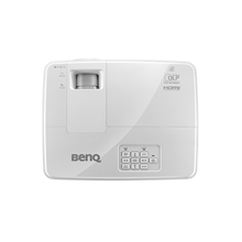 Benq MS527 3300AL‎ cd/m², 1.1:1, White, Business Projector, Native SVGA (800 x 600), Resolution Support‎ VGA(640 x 480) to WUXGA_RB(1920X1200)