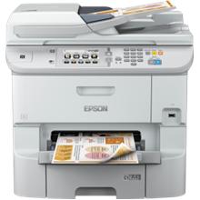 Epson WorkForce Pro WF-6590DWF Colour, A4