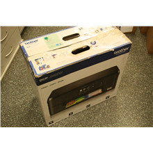 SALE OUT. Brother DCP-J562DW Wireless Colour Inkjet Multifunction Printer, print, scan, copy, duplex, 6,8cm colour touch screen display -  Brother REFURBISHED, HAVE SOME SCRATCHES