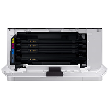 Samsung Printer SL-C430/SEE Colour, Laser, Laserprinter, Wi-Fi, A4, White