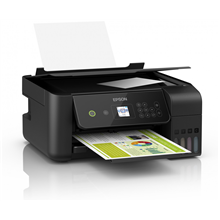 Epson EcoTank L3160 Colour, Inkjet, All-in-one, A4, Wi-Fi, Black