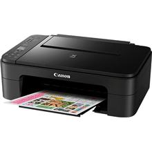 Canon PIXMA TS3350 EUR 3771C006 Colour, Inkjet, Multifunction Printer, A4, Wi-Fi, Black