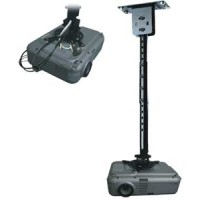 Projector ceiling mount solution (height from 58 - 83 cm)