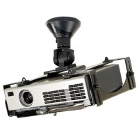 NewStar BEAMER-C300 Projector Ceiling Mount (height: 15 cm) till 15kg, c:black