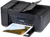 CANON PIXMA TR4550 MFP ink, Colour, A4, Print , Fax , Copy , Scan, Black