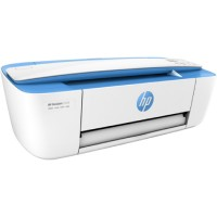 HP DeskJet 3720 All-in-One Printer Blue
