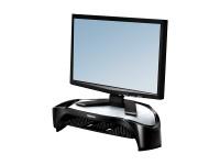 Monitorialus ergonoomiline Smart Suites Plus Fellowes must/hõbedane