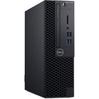 Dell Optiplex 3070 SFF/Core i3-9100/4GB/128GB SSD/Intel UHD 630/DVD RW/US Kb/W10Pro/3yrs