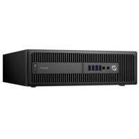 HP ProDesk 600 G2 SFF/Platinum/i5-6500/8GB/128GB 3D SSD/W10dgW7p64/SuperMulti DVDRW/3yw/No kbd/USBmouse