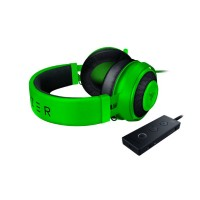 Gaming Headset Razer Kraken Tournament Edition, Green