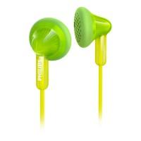 Philips In-Ear Headphones SHE3010GN 14.8mm drivers/open-back Earbud