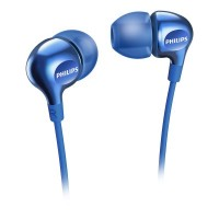 Philips Headphones SHE3700BL 8.6mm drivers/closed-back In-ear