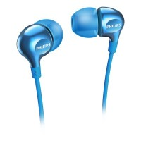 Philips Headphones SHE3700LB 8.6mm drivers/closed-back In-ear