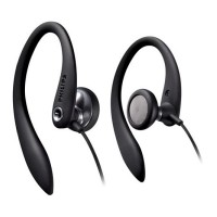 Philips Headphones SHS3300BK 27mm drivers/ open-back Earhook Black