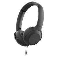 Philips Headphones with mic TAUH201BK 32 mm drivers/closed-back On-ear Lightweight headband