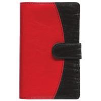 Kalendermärkmik Miniboss FASHION (punane), päev