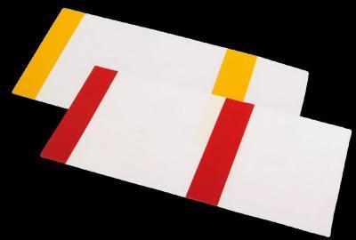 Kilekaaned A5 PVC, reguleeritavad