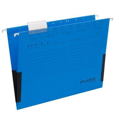 Rippkaaned E-SERIE Jalema A4 turvaribaga, sinine 3Re