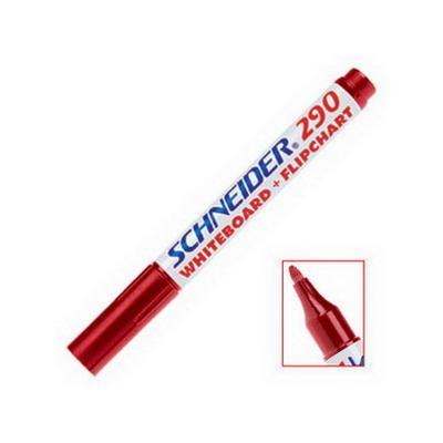 Tahvlimarker Schneider  Maxx 290 kooniline 2-3mm punane