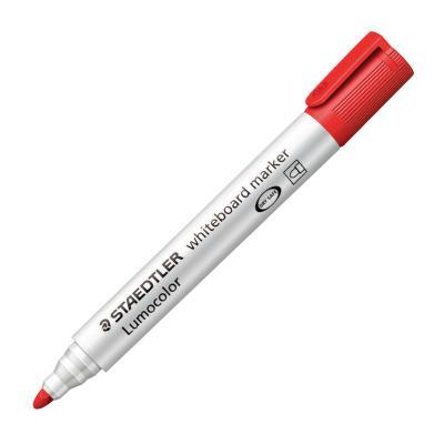 Tahvlimarker Staedtler Lumocolor, koonus, 2mm, punane