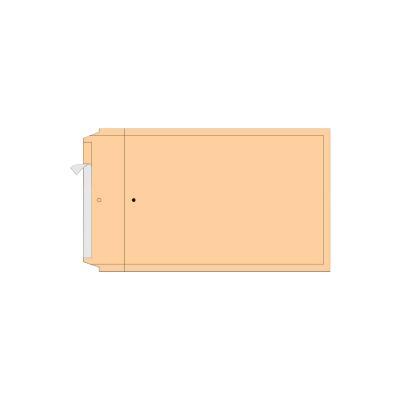 Turvaümbrik AirPro, C13, Nr.3, sisem. 150x215 mm, pruun