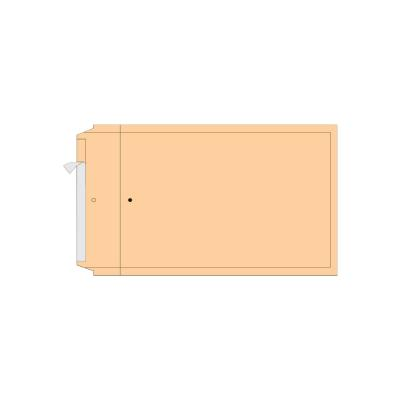Turvaümbrik AirPro, D14,  Nr.4, sisem. 180x265 mm, pruun