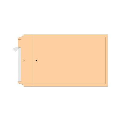 Turvaümbrik AirPro, G17,  Nr.7, sisem. 225x340 mm, pruun