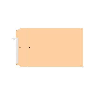 Turvaümbrik AirPro, E15, Nr.5, sisem. 220x265 mm, pruun