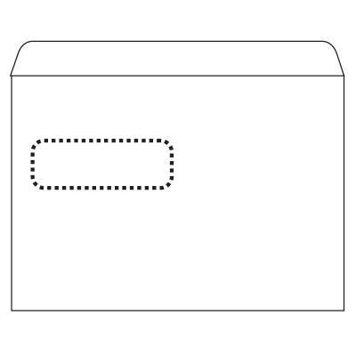 Ümbrikud Postac aknaga (95x35) E4 AH, 220x312,  1tk