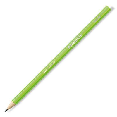 Harilik pliiats Staedtler Wopex NEON LINE HB, roheline korpus