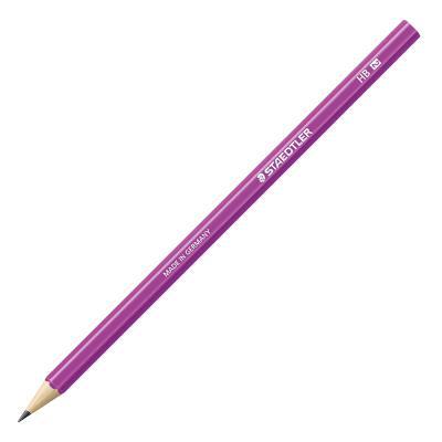 Harilik pliiats Staedtler Wopex NEON LINE HB neon lilla korpus