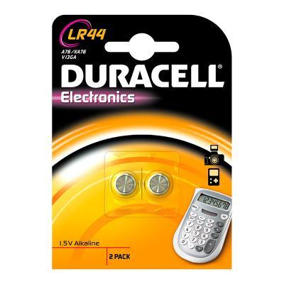Patarei Duracell LR44 2 tk