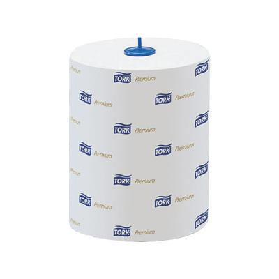 Rullpaberrätikud Tork MATIC Extra Soft H1, 100mx21cm, 2-kih, valge sin.leh-ga