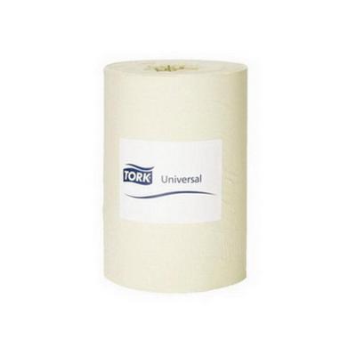 Rullpaberrätikud Tork Basic M2, 300mx20,5cm, 1-kih, kollane, 6 tk