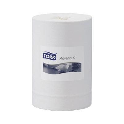 Rullpaberrätikud Tork Plus M1, 75mx21,5cm, 2-kih, valge