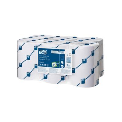 Rullpaberrätikud Tork H13, 24.7cmx143m, 2-kih, valge