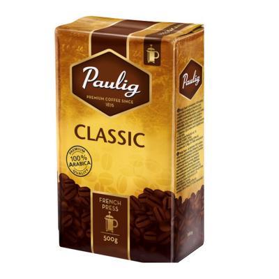 Kohv PAULIG CLASSIC FRENCH PRESS, 500 g
